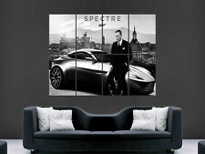 JAMES BOND SPECTRE MOVIE 007 IMAGE WALL POSTER ART PICTURE PRINT LARGE  HUGE