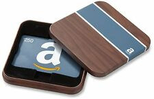 $250 Amazon Gift Card + Nice Gift Box, Never Expires! Ultra-Fast 1-day Delivery!