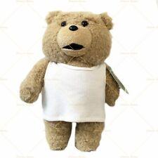 TED THE MOVIE - TED peluche con PIGIAMA 30 cm ALTA QUALITA'