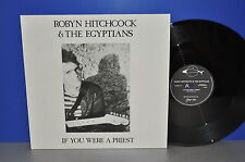 Robyn Hitchcock and & the Egyptians If you were a priest UK '86 4 tracks Vinyl