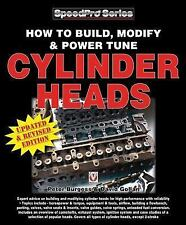 SpeedPro Ser.: How to Build, Modify and Power Tune Cylinder Heads by Peter...