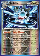 CLITICLIC HOLO REVERSE 140PV 90/135 NEUF CARTE POKEMON