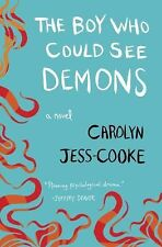 The Boy Who Could See Demons: A Novel-ExLibrary