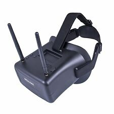 """SunFounder FPV Goggles 40CH 4.3 """" HD 5.8GHz with Dual Antennas for RC Quadcopter"""