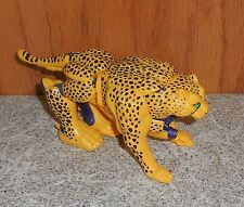 Transformers Beast Wars CHEETOR Complete Hasbro Green Eye Cheetor Figure