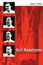 Gut Reactions: A Perceptual Theory of Emotion (Philosophy of Mind), Prinz, Jesse