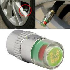 Car Auto Tire Pressure Monitor Valve Warning Cap Sensor Indicator Eye Alert