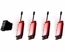 POLARIS RANGER RED ACCENT LIGHTING KIT 2880500