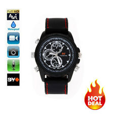 HD Wrist DV Watch 8GB Video 1280*960 Hidden Camera DVR Waterproof Camcorder