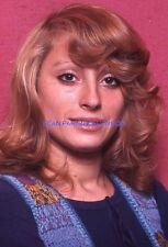 VERONIQUE SANSON 70s DIAPOSITIVE DE PRESSE VINTAGE SLIDE #1