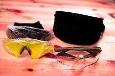 revision sawfly ballistic glasses desert frame (L)