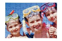 PERSONALISED PHOTO JIGSAW PUZZLE A4  GIFT IDEA ANY PHOTO