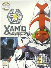 XAM'D : LOST MEMORIES - COMPLETE TV SERIES 1-26 EPS BOX SET (ENGLISH DUB)