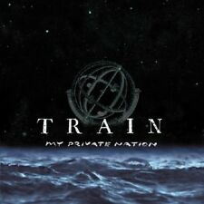Train My Private Nation CD NEW SEALED 2003