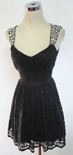 WINDSOR Black Cocktail Dance Party Dress 13 - $100 NWT