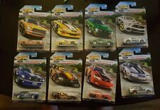 Hot Wheels 2016 Collection FORD Mustang Cars PERFORMANCE Series lot of 8