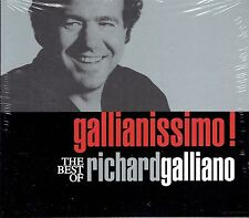CD - RICHARD GALLIANO - Gallianissimo The best of