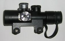WATERPROOF RED DOT PK-A SCOPE WEAVER PICATINNY MOUNT COLLIMATOR SIGHT