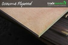 Plywood Okoume (Furniture Grade) E1 MR GLUE - 2400x1200 x 18mm - Sydney NSW