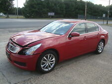Infiniti: G G35 AWD Navigation Salvage Rebuildable Repairable