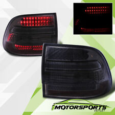 2003 2004 2005 2006 Porsche Cayenne Smoke LED Brake Tail Lights Pair