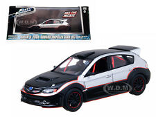BRIAN'S 2009 SUBARU IMPREZA WRX STI FAST AND FURIOUS 2009 1/43 GREENLIGHT 86220
