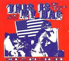 This Is My Bag Lookout Records CD/DVD 2005 Compilation NEW Ted Leo Hockey Night+