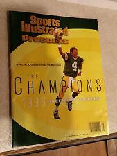 Sports Illustrated Presents The Champions 1996 Green Bay Packers Favre Super Bow