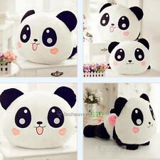 Cute Plush Doll Toy Stuffed Animal Panda Soft Pillow Cushion Bolster Gift 20cm#
