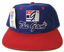 The Game Vintage 90's Snapback Hat Brand New G Headwear