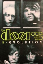 The Doors:R-Evolution NEW !Blu-ray ,Concert Performance,Rare footage ,Widescreen
