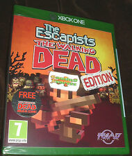 The Escapists The Walking Dead XBOX ONE NEW SEALED XB1