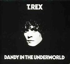 Dandy in the Underworld [Expanded Edition] by T. Rex (CD, Jul-2002, 2 Discs,...