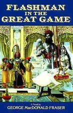 Flashman in the Great Game: A Novel Fraser, George MacDonald Paperback