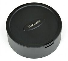Samyang Lens Cap 7.5mm MFT and 8mm f2.8 Fisheye