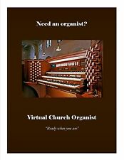 """Virtual Church Organist"" Play hymns on your own organ"