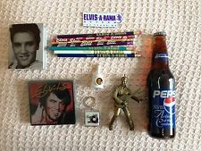Elvis Presley Huge Memorabilia Collection