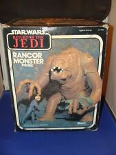 Rancor Complete MIB Insert 1983 Vintage Star Wars New Contents