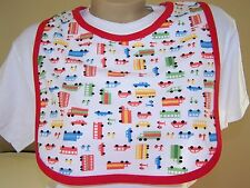 Adult Baby Transportation BIGGER SIZE dribble bib * Big Tots