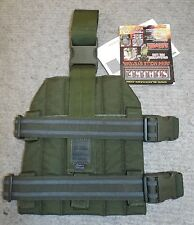BLACKHAWK STRIKE MOLLE OLIVE DRAB LEG DROP PLATFORM GEN 4 - Army , Issued NEW