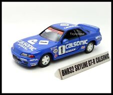 TOMICA LIMITED NISSAN BNR32 SKYLINE GT-R R32 CALSONIC RACING 1/59 Diecast Car 20