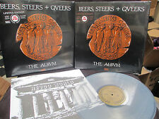 REVOLTING COCKS Beers, Steers, & Queers LP (Al Jourgensen of Ministry)PHYSICAL!