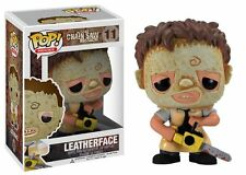 FUNKO POP! MOVIES: THE TEXAS CHAINSAW MASSACRE - LEATHERFACE - 2761