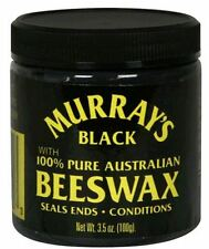 Murray's Black Beeswax, 3.5 oz (Pack of 5)