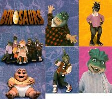 Dinosaurs TV Series Trading Cards Full 50 Card Base Set from ProSet 1992