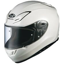 NEW OGK KABUTO AEROBLADE3 Pearl WHITE L Large  Full face Helmet Japanese Model