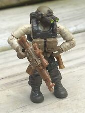 Custom Desert Special Forces Commando Navy Seal Team Minifig Lot 5 Works W/ LEGO