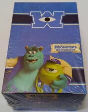 NEW Disney Monsters University Chocolate Egg Toy Surprise 6 Count Free Shipping