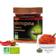 Crema di Peperoncino BIO Salemipina - buona, genuina, da agricoltura biologica