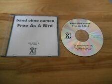 CD Pop Band ohne Namen - Free As A Bird (4 Song) Promo X-CELL REC sc